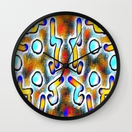 Butterfly Effect Wall Clock