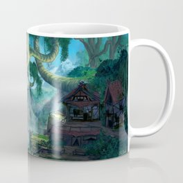Lost Civilization Coffee Mug