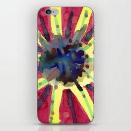 Explosive Sun iPhone Skin