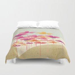 FlowerHill Duvet Cover