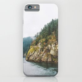 Ferry to Victoria, BC iPhone Case