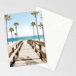 Surfer's Boardwalk Stationery Cards