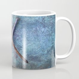 Two Nails Coffee Mug