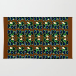 Heart of greenery Rug