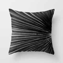 Palm ridge Throw Pillow