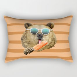 Too Cool for the Summer Rectangular Pillow