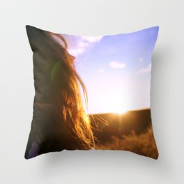 Zon Throw Pillow