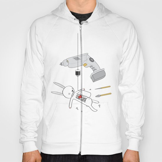 RABBIT FIX (SAVED RABBIT SERIES 2) Hoody