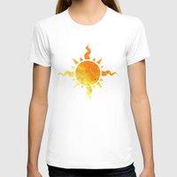 homestuck T-shirts featuring Light by Darkerin Drachen