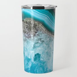 Mermaid Agate Travel Mug