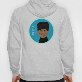 Soulful like Aretha Franklin Hoody