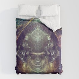Subconscious New Growth Comforters