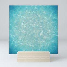 Sea Sand 2 Mini Art Print