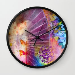 My Soul Wall Clock