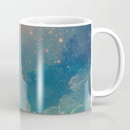 Space fall Coffee Mug