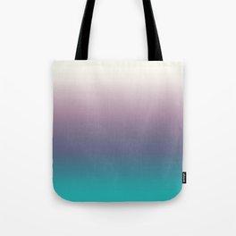 Ombré Ocean Tote Bag