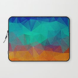 Geometric Nightfall Laptop Sleeve