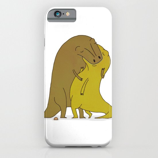 tyrannosaurus sex iPhone & iPod Case