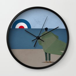 Bellboy! Wall Clock