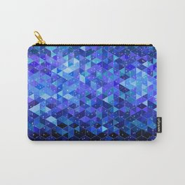 Space blue Carry-All Pouch