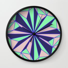 into off Wall Clock