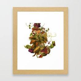 Magic Garden II Framed Art Print