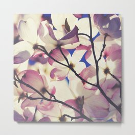 Flourish Metal Print