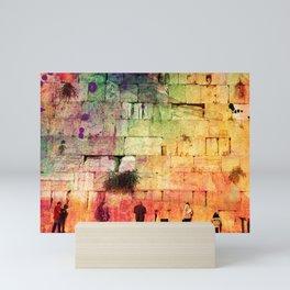 kotel Mini Art Print
