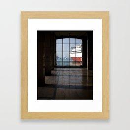 Ancona, Italy Framed Art Print