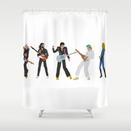 FYP Shower Curtain