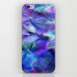 Hypnotic dreams iPhone Skin