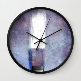 Starting Over Wall Clock