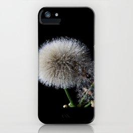 blow flower - 113 iPhone Case