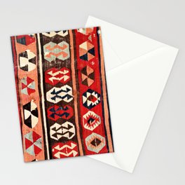 Mut  Antique Mersin Turkish Kilim Stationery Cards