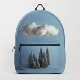 A cloud over the forest Backpack