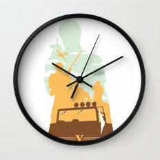 TREV Wall Clock