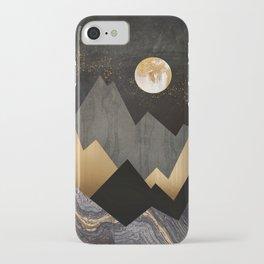 Metallic Night iPhone Case