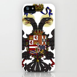 Charles V - Coat of Arms iPhone Case