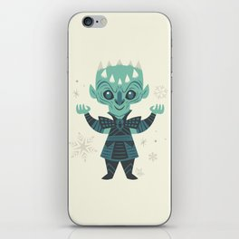 Winter Has Arrived iPhone Skin
