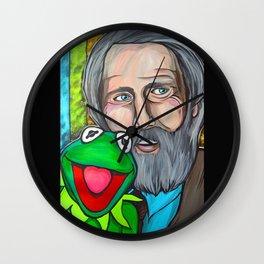 Jim Henson Wall Clock