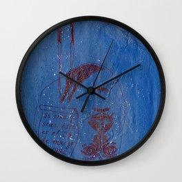 Sí Sres. y Sras. éste es el 28 de marzo de 1996 Wall Clock