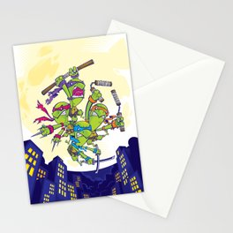 COWABUNGA! Stationery Cards