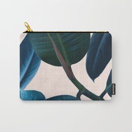 Ficus elastica 2 Carry-All Pouch