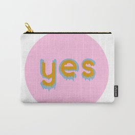 Yes 01 Carry-All Pouch