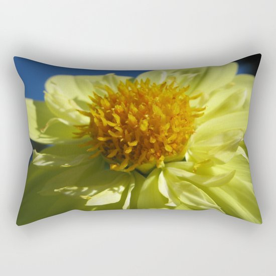 Dahlia 14 Rectangular Pillow