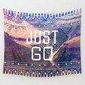 JUST GO by wesleybird