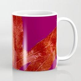 Red Wine Winter Nights, Romance Coffee Mug