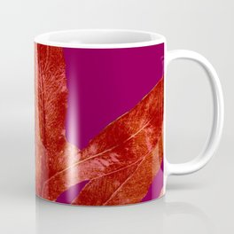 Red Wine Winter Nights, Romance Coffee Mug