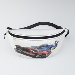 Car Candy Fanny Pack