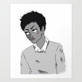 Daiki Art Print